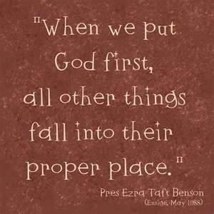 God_first_priority