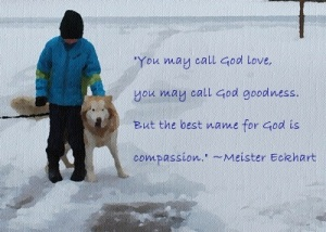 compassion and God