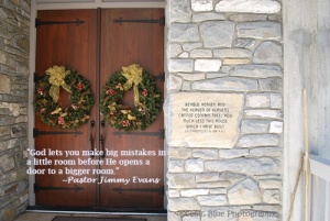 Photo taken at Chatlos Memorial Chapel.